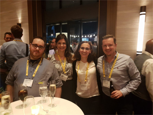 Business Administration Team at the AOM 2019