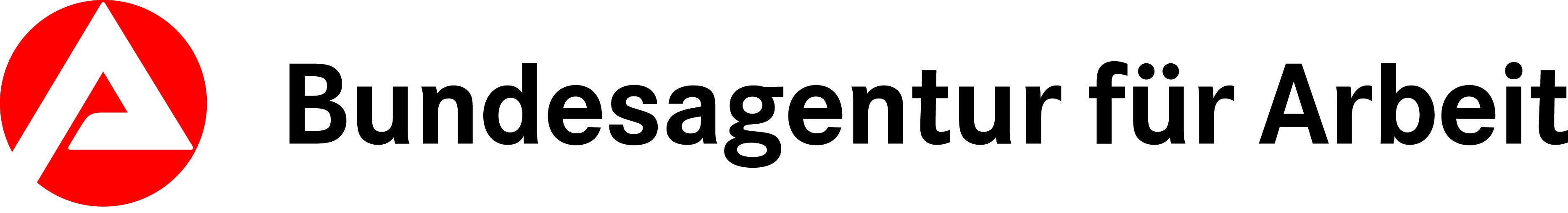 Logo der deutschen Bundesagentur für Arbeit